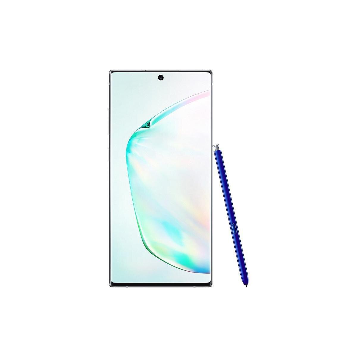 eleganckie buty wysoka jakość zniżka Samsung Galaxy Note 10 Plus SM-N975FZSGXSG 512GB Aura Glow LTE Dual Sim  (For Travel Date Between 23-30th August)